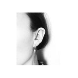 Bullet Spike earring | Brooklyn Smithy jewelry | @BrooklynSmithy | BKS Rings | Made in USA Jewelry
