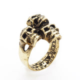 CATACOMB SKULLS RING | DAINTY