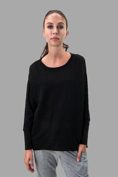 Lynn Top in Black