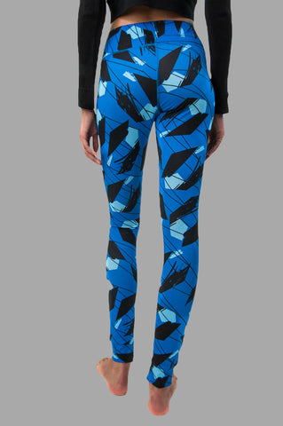 Mantra Legging in Rock Print