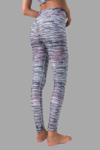 Mantra Legging in Scratch Print