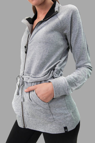 Mara Jacket in Gray