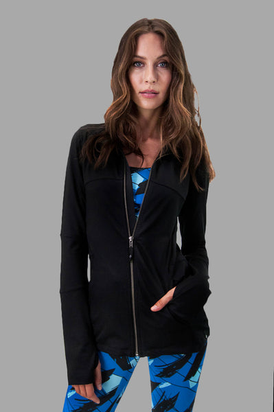 Maya Jacket in Black