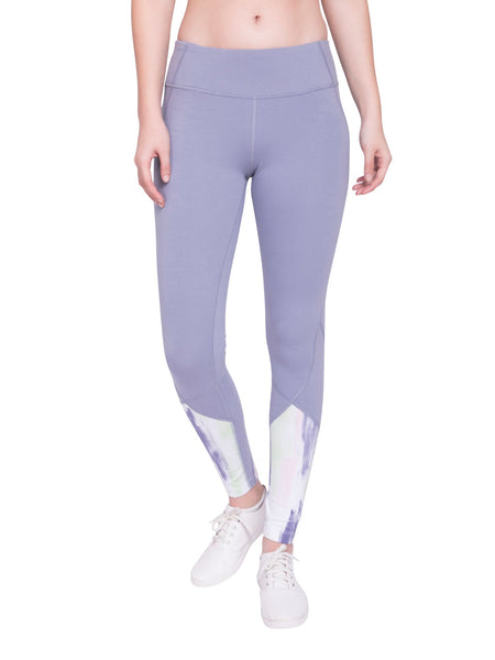 Citta Full Length Legging Purple