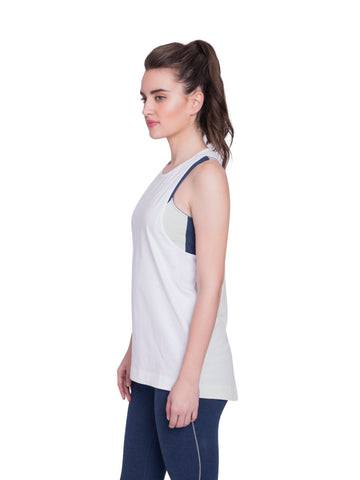 Discovery Tank White Mint