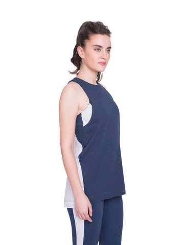 Discovery Tank Blue Heather