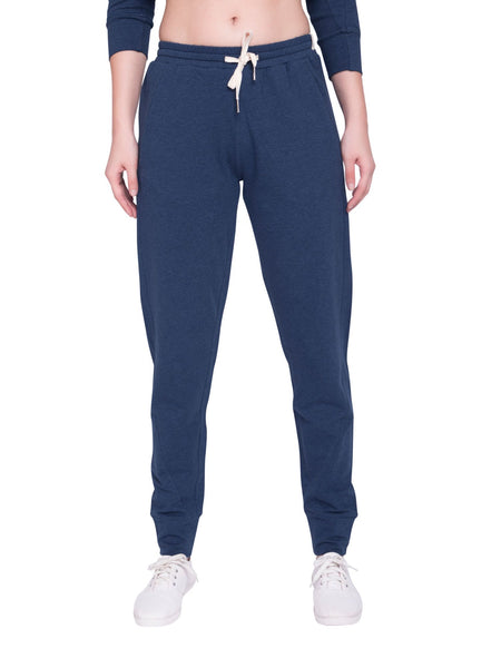 Kara Jogger Blue Heather