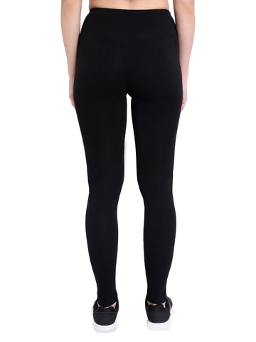 Anya Legging in Black by SATVA