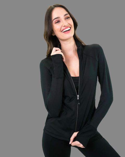 Akti Jacket in Black