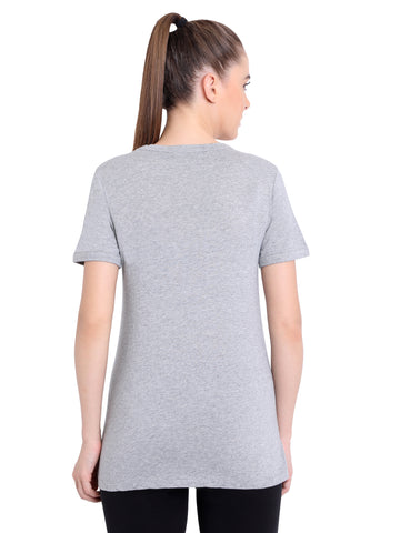 Aria Tee in Grey