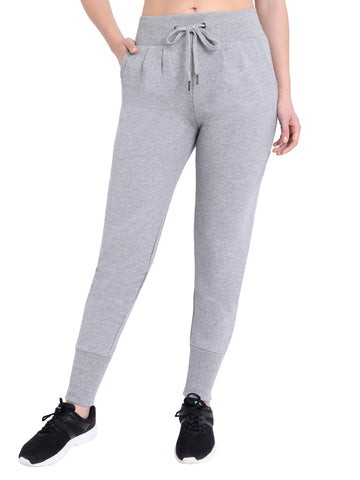 Dri Jogger in Heather Grey
