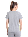 Elixir Tee Heather Grey