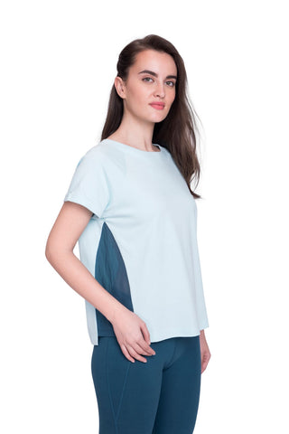 Elixir Tee Powder Blue