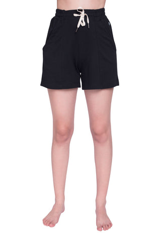 Enigma Shorts Black