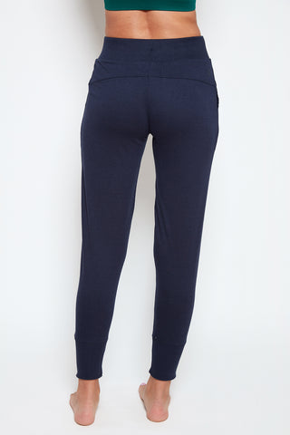 Gia Jogger in Dark Indigo