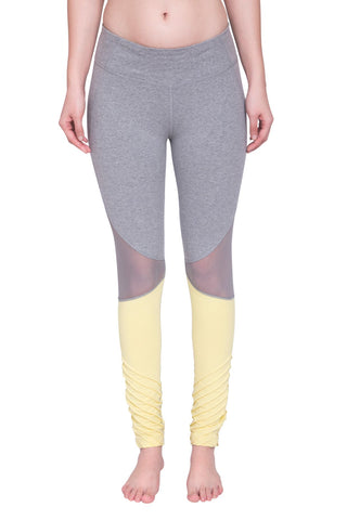 Hatha Legging Heather Grey