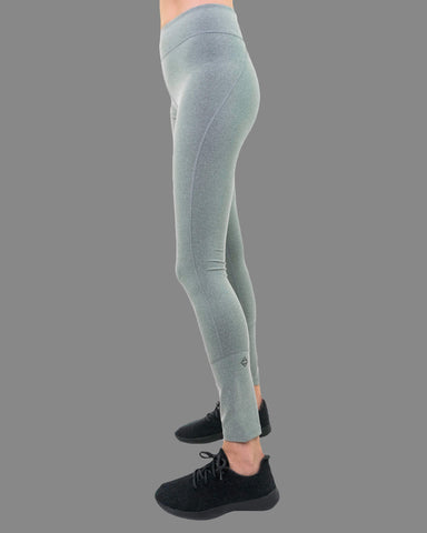 Sundara Legging in Heather Grey