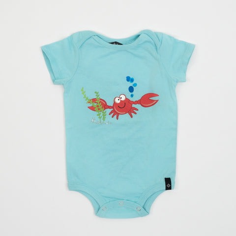 Toddler Onesie in Sky