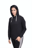 Parama Relaxed Hoodie Black