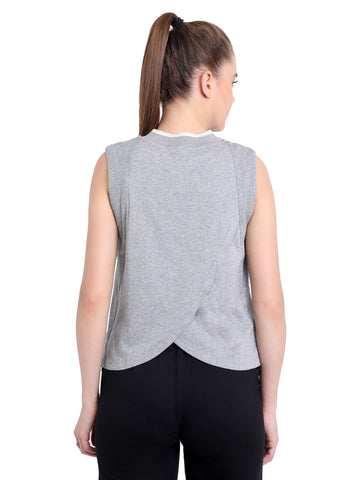 Prasada Tank Heather Grey