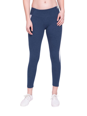Ravi Legging Blue Heather
