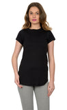 Vara Tee in Black