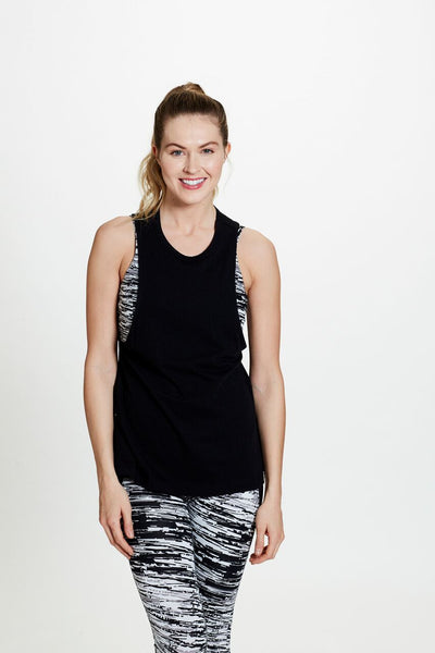 Tala Tank in Black