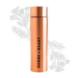 Pure Copper Water Bottle