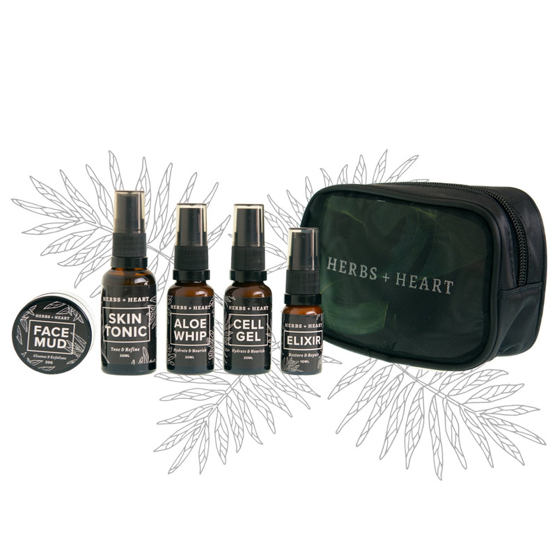 Mini-Deluxe Set for Travel