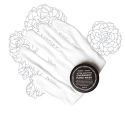 100% Pure Cotton Overnight Gloves