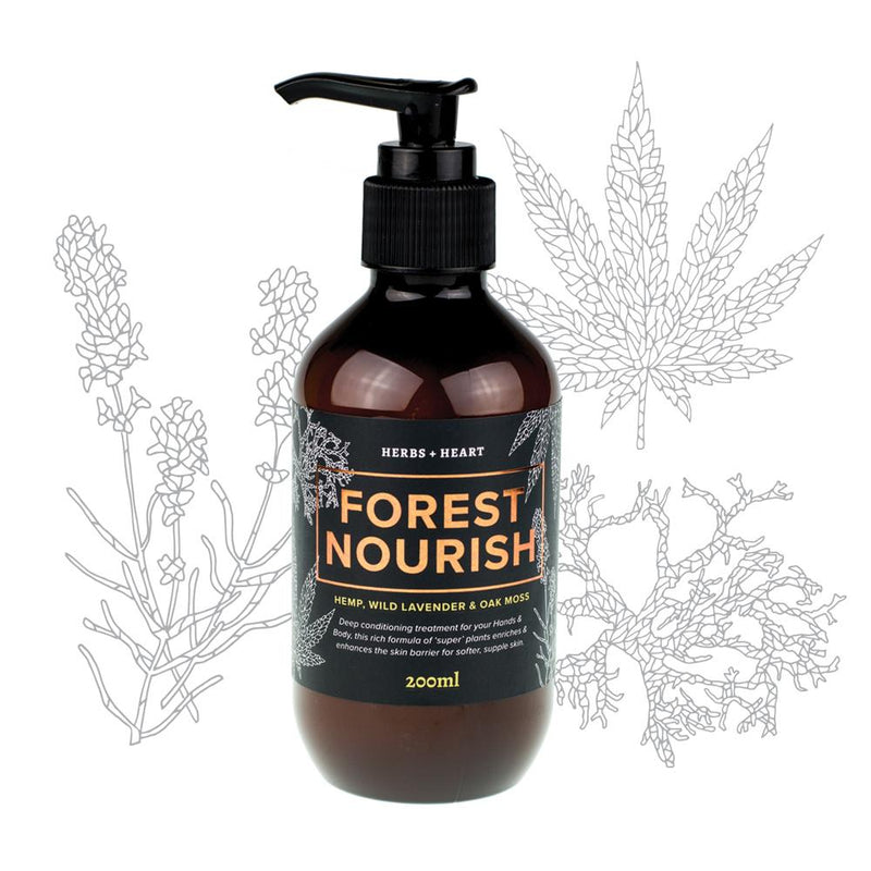 Forest Nourish - Herbs & Heart - Natural Australian Skincare