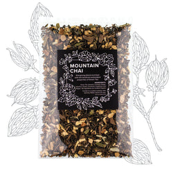 Mountain Chai Herbal Tea - Herbs & Heart - Natural Australian Skincare