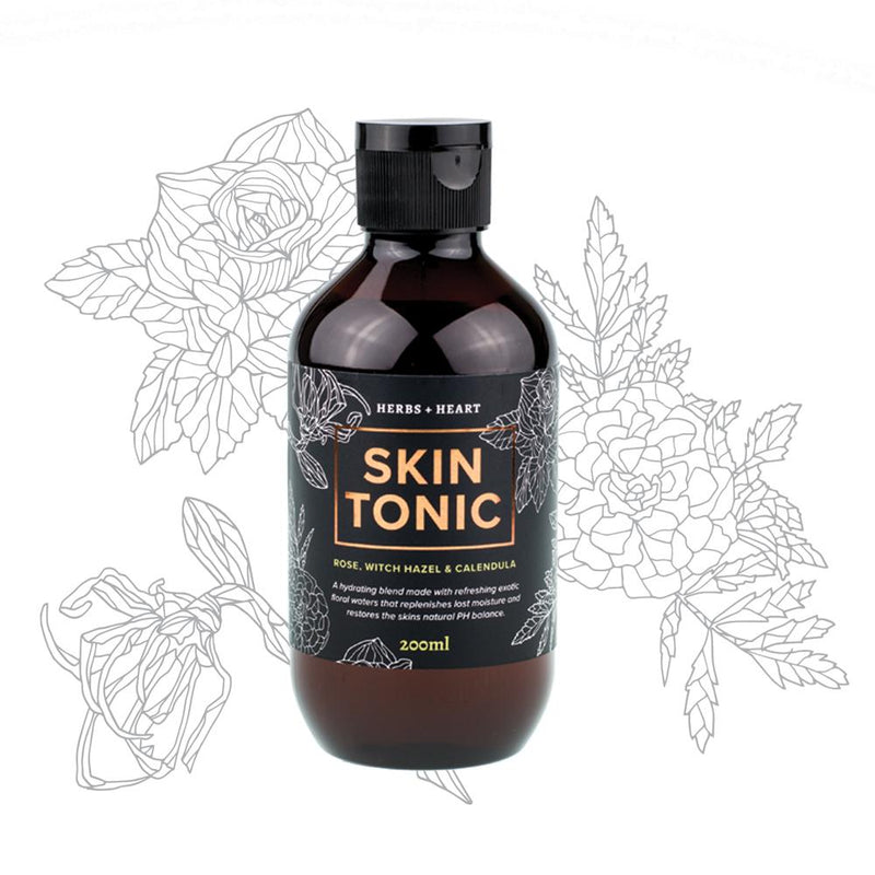 Image of tonic & toner skin care