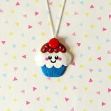 Cute Cupcake Necklace