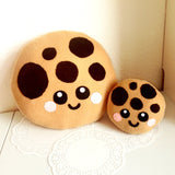 Cute Cookie Plush Cushion - Happy