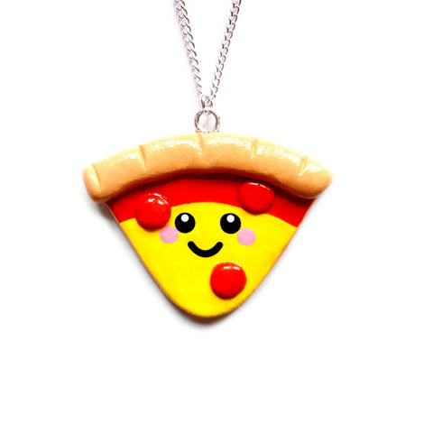 Home Slice Pizza Necklace