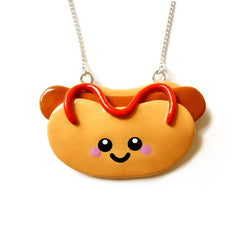 Hot Diggity Dog Necklace