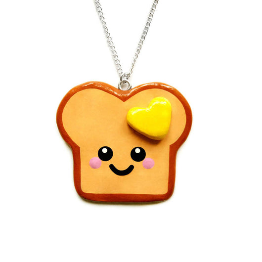Loved Up Toast Necklace