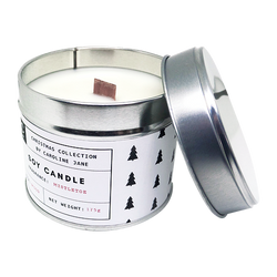 Mistletoe Scented Soy Candle