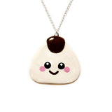 Onigiri Sushi Necklace