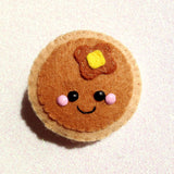 Pancake Short Stack Felt Accessory