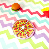 Pizza Party Fridge Magnet