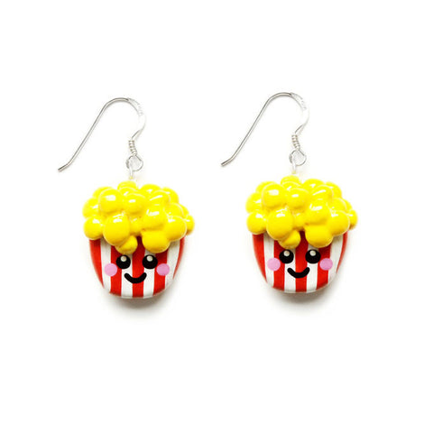 Poppin' Popcorn Hook Earrings