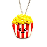 Poppin' Popcorn Necklace