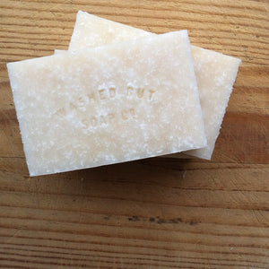 Salt of the Earth Cold Process Soap Bar