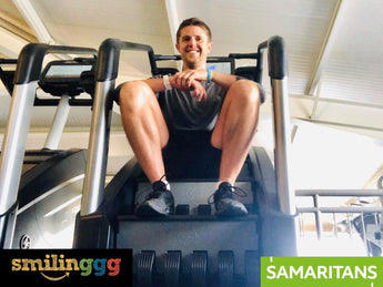 Introducing This Year's Smilinggg Fundraisinggg Challenge
