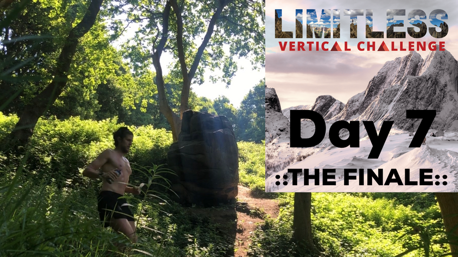 Limitless Vertical Challenge - Day 7 (THE FINALE)