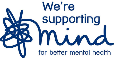 Mind, The Mental Health Charity Logo