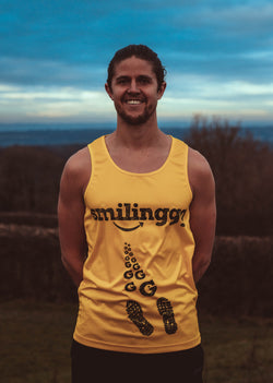 Smilinggg Technical Running Vest (Unisex)