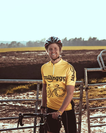 Smilinggg Club Cycle Jersey (Unisex)